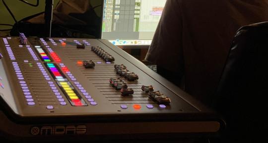 Producer, Engineer  - Drizi Dre