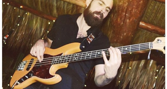 Session Electric Bass Player - Nicholas Whittaker