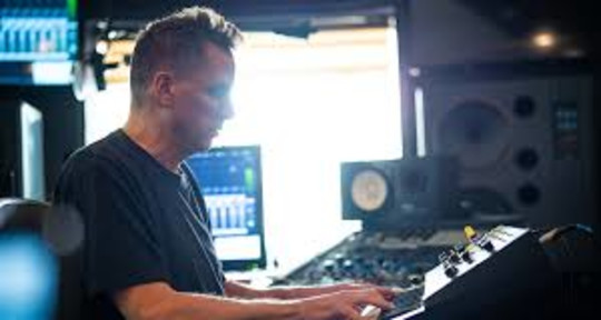 Producer/Engineer - See Rich