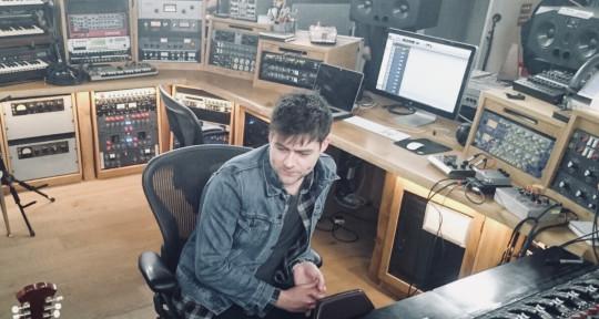 Multi-Instrumentalist/Producer - Conor Mangan
