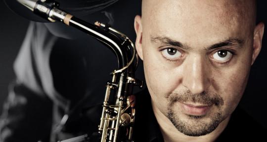 Session Saxophonist - Adrian Sanso-Ali - Saxophonist
