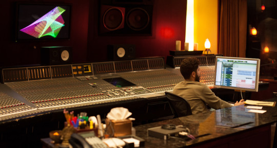 Engineer, Mixer, Producer. - Thomas Cullison