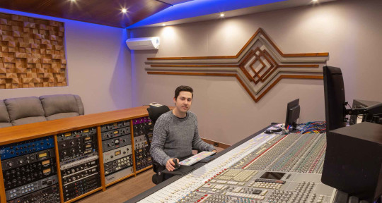 Top Analog Mixing & Mastering - Matteo Gallus