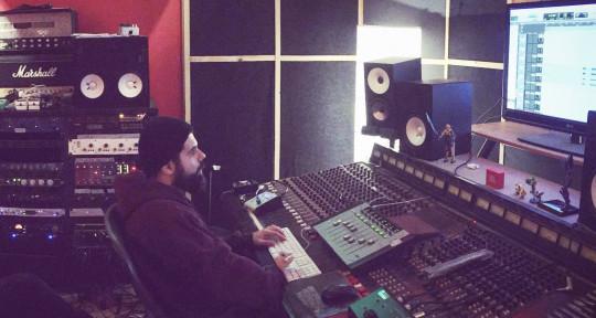 Remote Mixing & Mastering - Vitor Carraca Teixeira