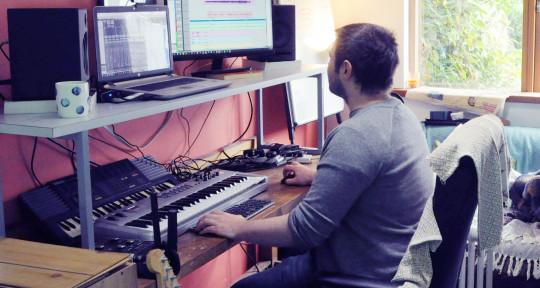 Song writer (Music) / Producer - Luke Foley