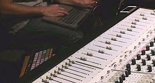 Musician, producer, mixer - Otto Díaz O.