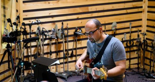 Session Bassist, Producer - georgefarmerbass