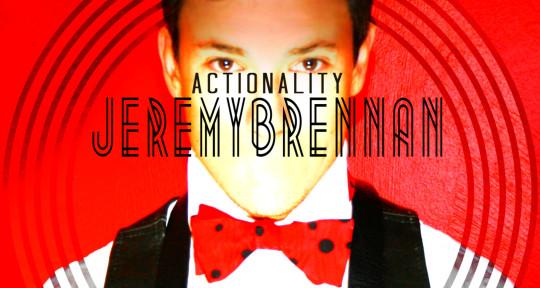 Songsmith & singer - Jeremy Brennan