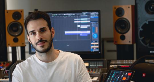 POP/Dance/Urban Producer / Mix - Issy Beats