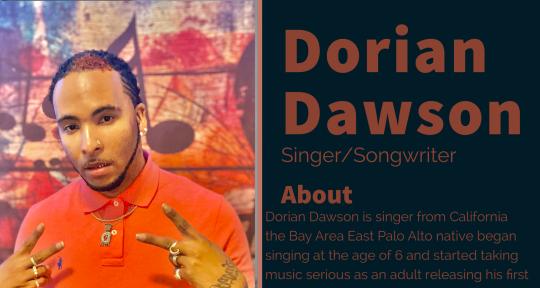 Singer  - Dorian Dawson