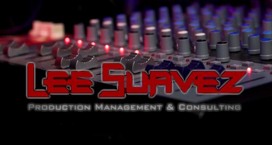 Production Manager/Consultant - Lee Suavez