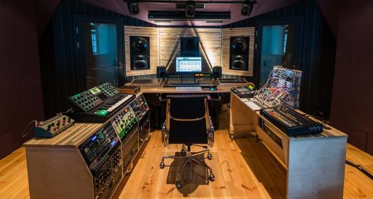 Recording Studio, Mix & Master - Suomenlinnan Studio