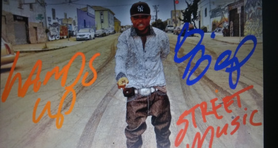 Rapper i also write  - Bop Bonafied