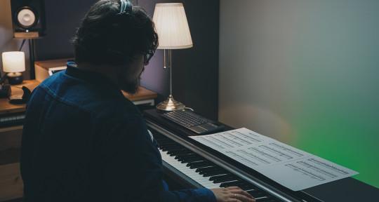 Composer for Film & Games - Dejan Dukovski