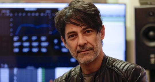 Mixing, Mastering & producer - Max Lotti