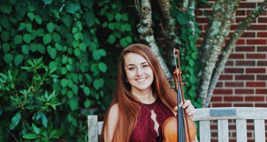 Violinist, session musician!! - Sarah-Anne