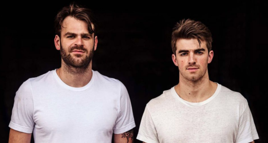 #1 POP & RADIO-READY PRODUCERS - SOUND LIKE THE CHAINSMOKERS