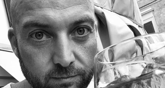 Sound Engineer, musician - Nicola Trapassi