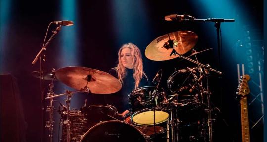Live drum & percussion tracks - Siân Monaghan