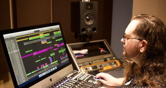 Producer/ Songwriter - Shane Byrns (Fox Way Music)