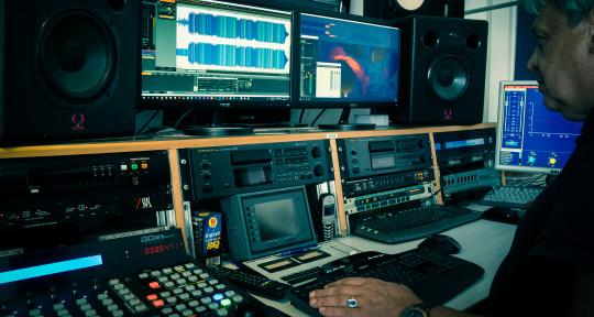 Mastering & Mixing - Thomas Korge - Magic Masters