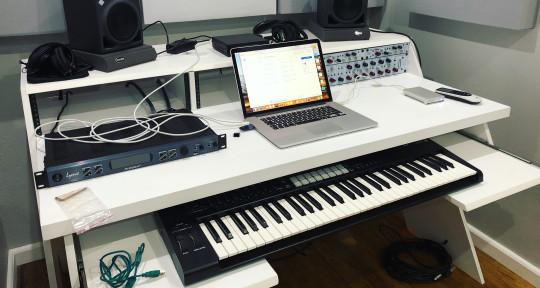 Music Producer - Andrew Clarke