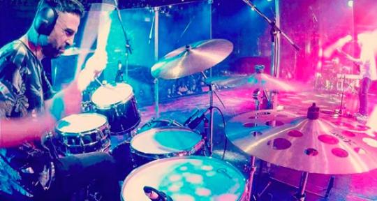 Drum´s audio obsessed  - Julian Semprini