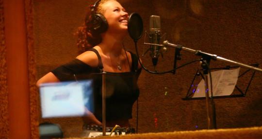 Pro quality Vocals recording - Anastasia Kareva