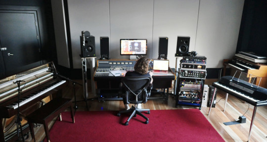 Recording, Mixing, Production  - Timothy McArtney
