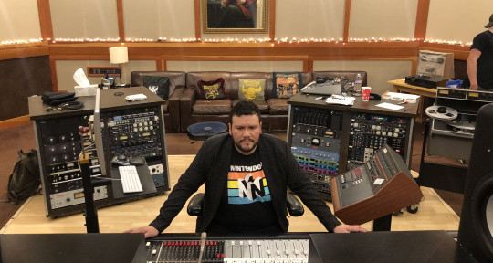 Visionary Producer - Mixer  - Martin Kano