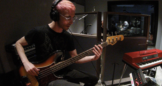 Session Bassist - shermanelli