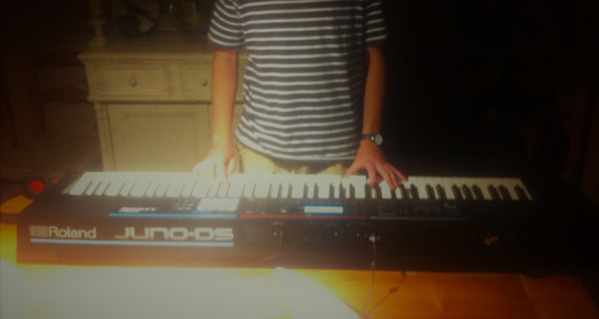 I compose and i´m keyboardist - Reimundo Fuenzalida