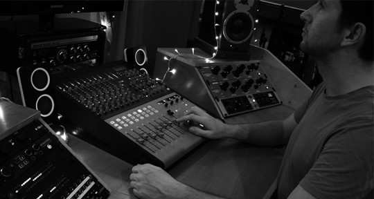 Remote Mixing & Mastering - Joe Reeves Recording