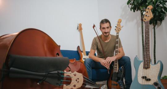 Upright and Electric Bassist - Fede Salgado
