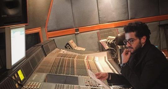 Composer, Producer & Mixer - Sam Emil