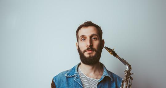 Session Saxophonist & Producer - Eyal Hai