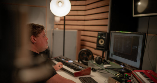 Producer, Mixing & Mastering - Friedrich Rexer