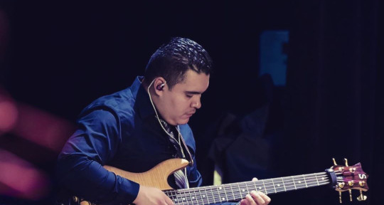 Session Electric Bass player - Jose O Velasquez