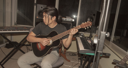 Producer / Mixer / Guitarist - Alvyn Tan