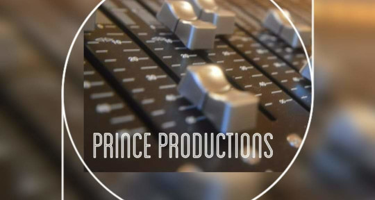 Recording studio - Prince Productions
