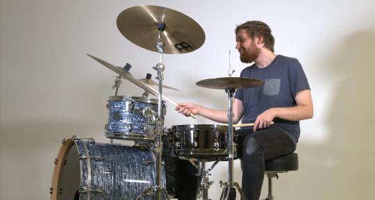 Session/Remote Drummer - Tim Williamson
