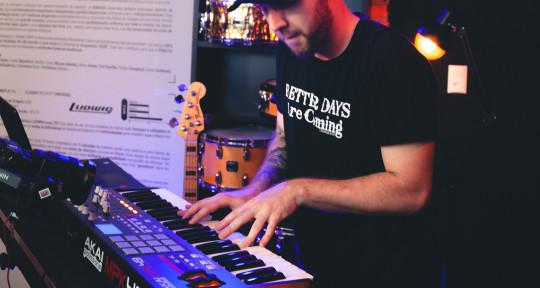 Beatmaker/Music Producer - Daniel Bettega