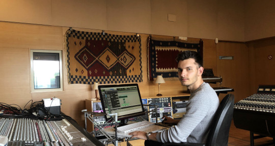 Remote Mixing & Mastering - Alex Gispert