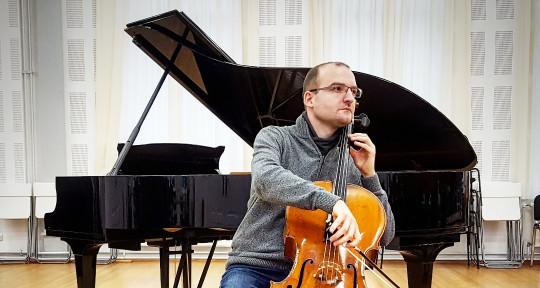 Remote Recording Pro Cellist - Fabian Boreck • Cellist
