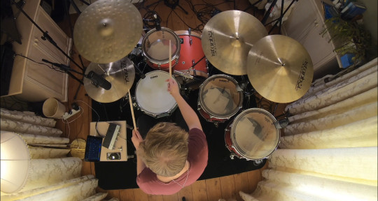 Remote Drums and Percussion - Callum Edwards