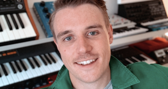 Producer, Songwriter and Mixer - Ben Alexander