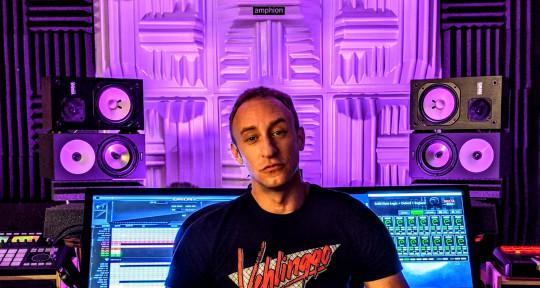 Remote Mixing & Mastering - Von Hertzog