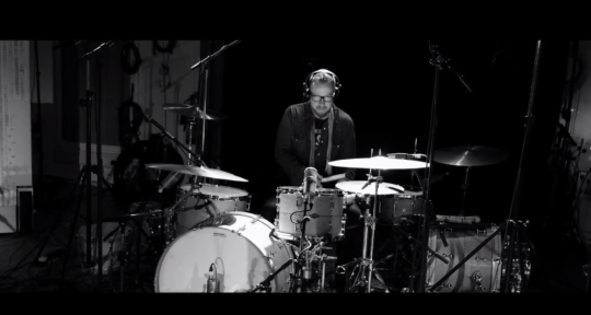Drum and Percussion tracking - Tom Meadows