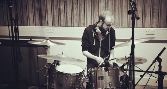 Producer / Beatmaker / Drummer - Boris Massot
