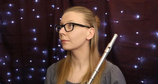 Flutist, Session musician - Heline